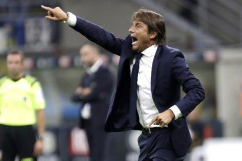 Inter's Conte fumes over media's fixation on formations