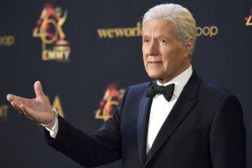 'Jeopardy!' host Trebek says he's resumed chemotherapy