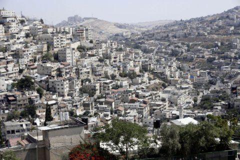 New data shows Israeli settlement surge in east Jerusalem