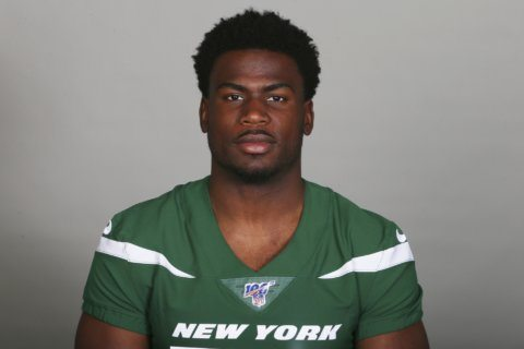 Jets WR Quincy Enunwa out for season with neck injury