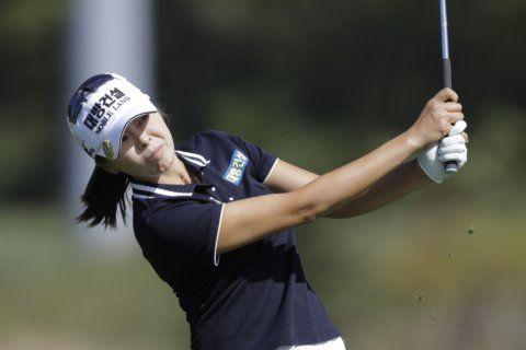 Mi Jung Hur shoots 63 to take LPGA Tour lead in Indy