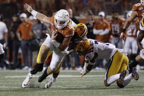 Rice a ready-made remedy for No. 12 Texas