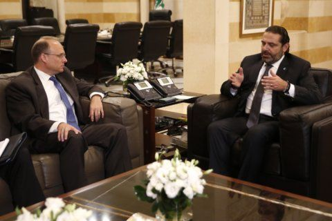 US official meets in Lebanon over anti-Hezbollah sanctions