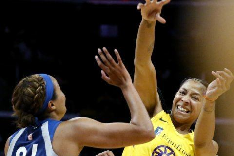 Parker stays with Turner Sports, but WNBA playoffs are next