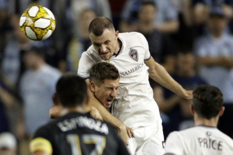 Colorado Rapids take down Sporting Kansas City 3-2