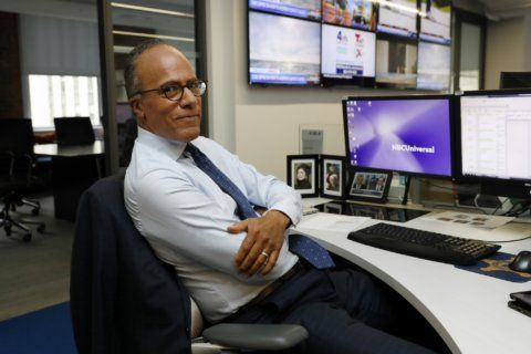 NBC's Lester Holt spends 2 nights in prison for news show