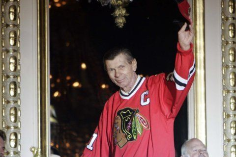 Study shows hockey great Stan Mikita suffered from CTE