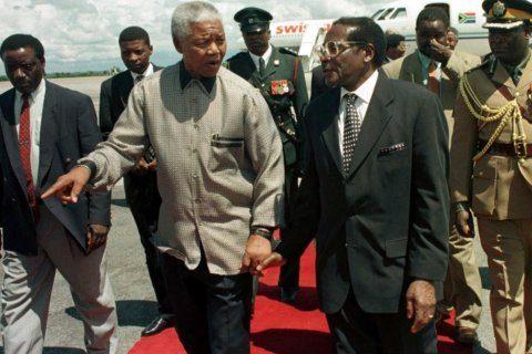 A look at Robert Mugabe's long, tumultuous rule in Zimbabwe