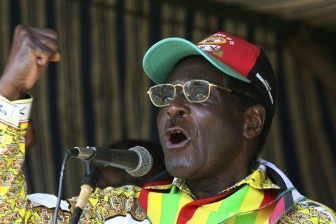 Correction: AF-Obit-Robert-Mugabe story