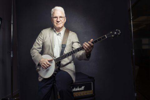 Steve Martin's bluegrass award faces uncertain future