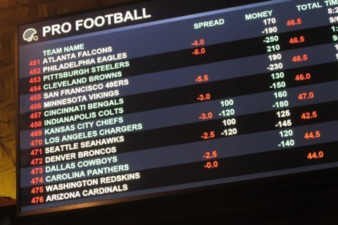 Judge lifts hurdle to mobile sports betting in DC