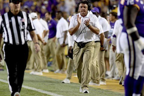 Coach Ed Orgeron: LSU safety Todd Harris out for the season