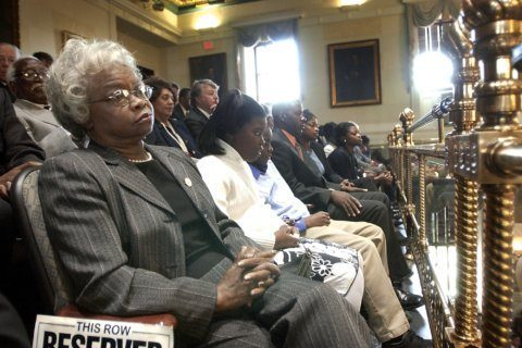 Wife of House Majority Whip Jim Clyburn dies at age 80