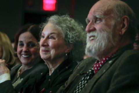 Author Graeme Gibson, longtime partner of Atwood, dead at 85