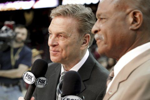 Fred McLeod, broadcaster who called Cavs' title, dies at 67