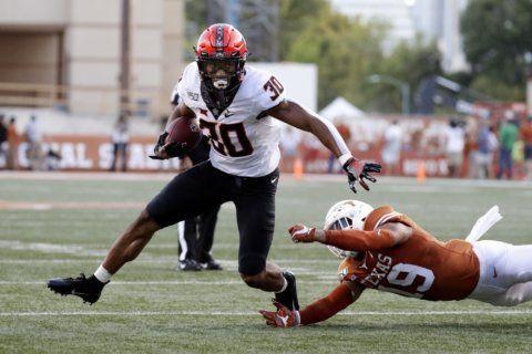 College Football Corner: Heisman isn't looking back