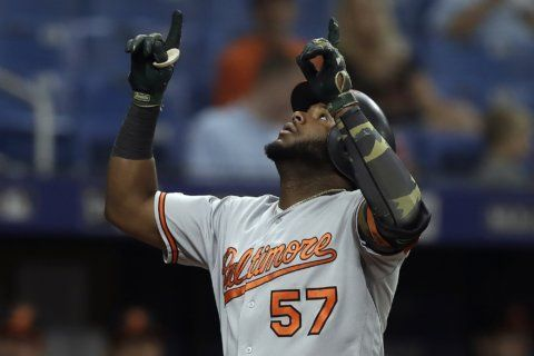 Orioles take 3-game skid into matchup with Rays