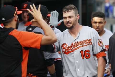 Mancini ($4.75M), Givens ($3.2M) reach deals with O's
