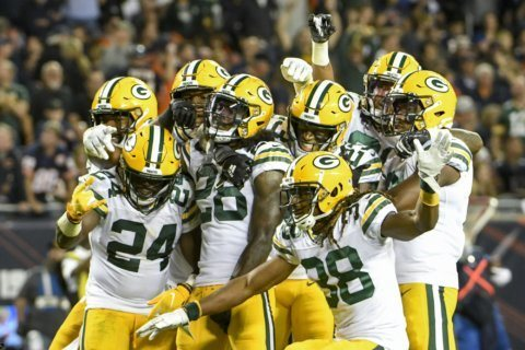 Packers-Bears game most viewed NFL opener since 2016