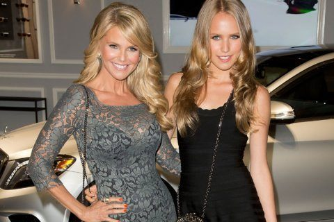 Hurt Christie Brinkley pulls out of 'Dancing with the Stars'