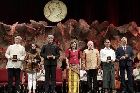 Anti-bullying and rights defenders among Magsaysay awardees