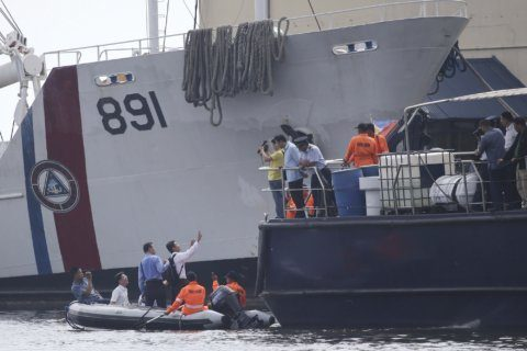 Filipino coast guard men convicted in Taiwan fisherman death