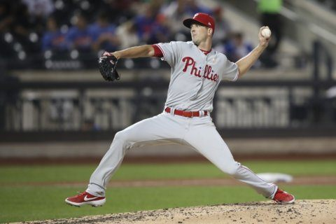 Smyly goes 7; Phillies grind down Stroman, Mets defense, 5-0