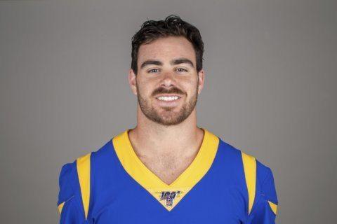 Rams re-sign TE Tyler Higbee for 4 years through 2023
