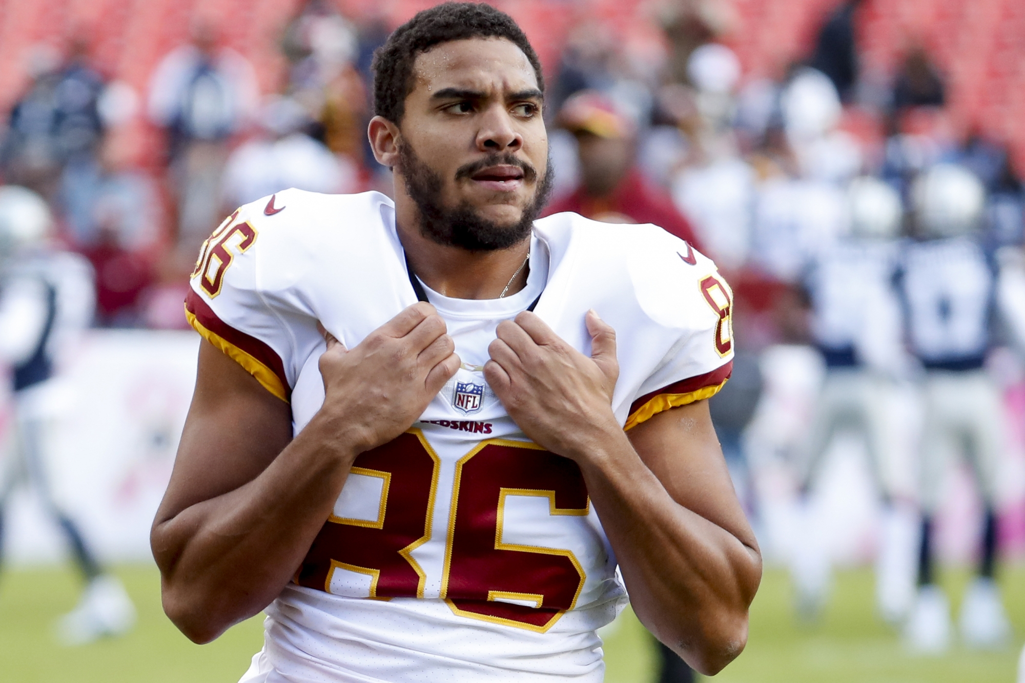 Redskins' Jordan Reed on injured reserve list due to concussion issues |  WTOP