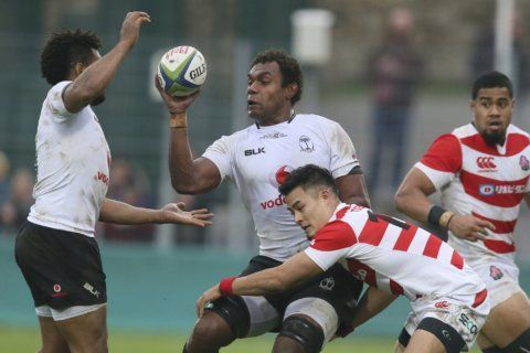 Pacific Nations face tough task at Rugby World Cup