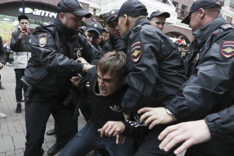Protests over Russian local election make Kremlin nervous