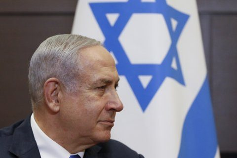 Israeli PM convenes Cabinet in West Bank ahead of election