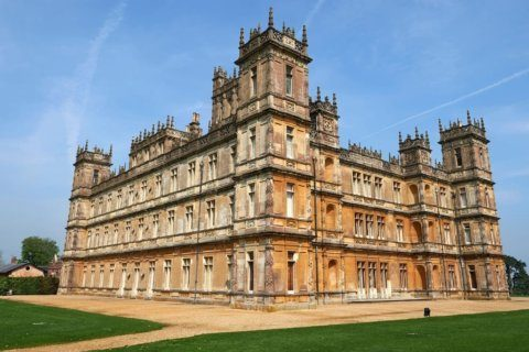 Real-life 'Downton Abbey' is listed on Airbnb