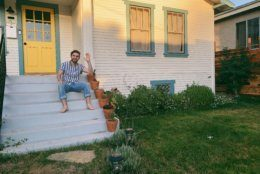 Dan Nufer found a home in Los Angeles by buying with strangers in a tenancy in common.