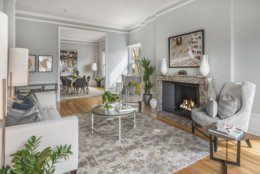 This two-bedroom tenancy in common sold in San Francisco, where TICs are more common, for $2,275,000.CREDIT: Paul Rollins for Sotheby's Interntional Realty