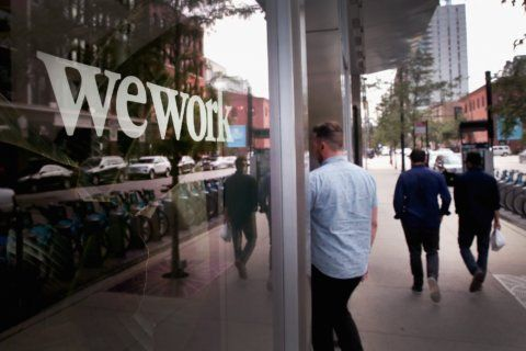 Reports: Some WeWork directors seek to remove CEO