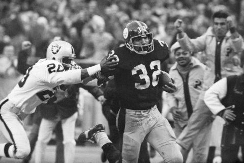'Immaculate Reception' picked as best play in NFL history