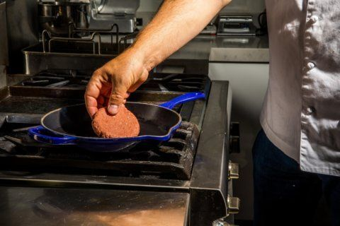 The Awesome Burger is Nestlé's answer to the plant-based meat craze
