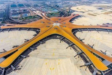 Beijing's Daxing International Airport now officially open