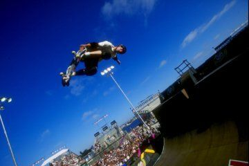 'They need the cool factor': Tony Hawk on skateboarding at Tokyo 2020