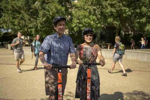 Va. Tech launches safety study of electronic scooters