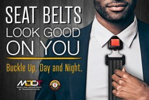 seat belt campaign