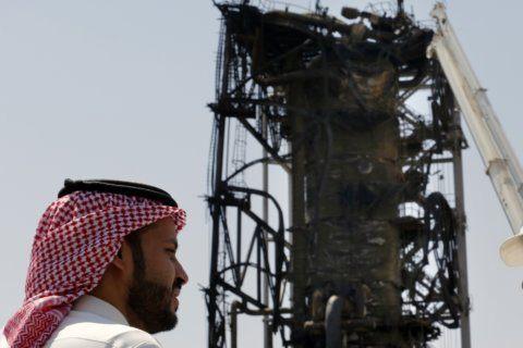 The Latest: Yemen rebels halting attacks on Saudi Arabia