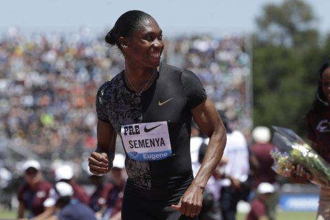 Semenya to finally get her gold medal from 2011 worlds