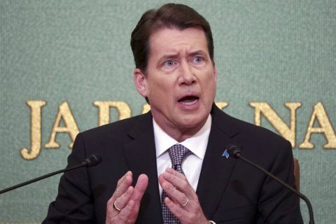 Republican Bill Hagerty enters Tennessee's US Senate race