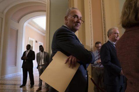 Democrats block Pentagon bill amid border wall battle