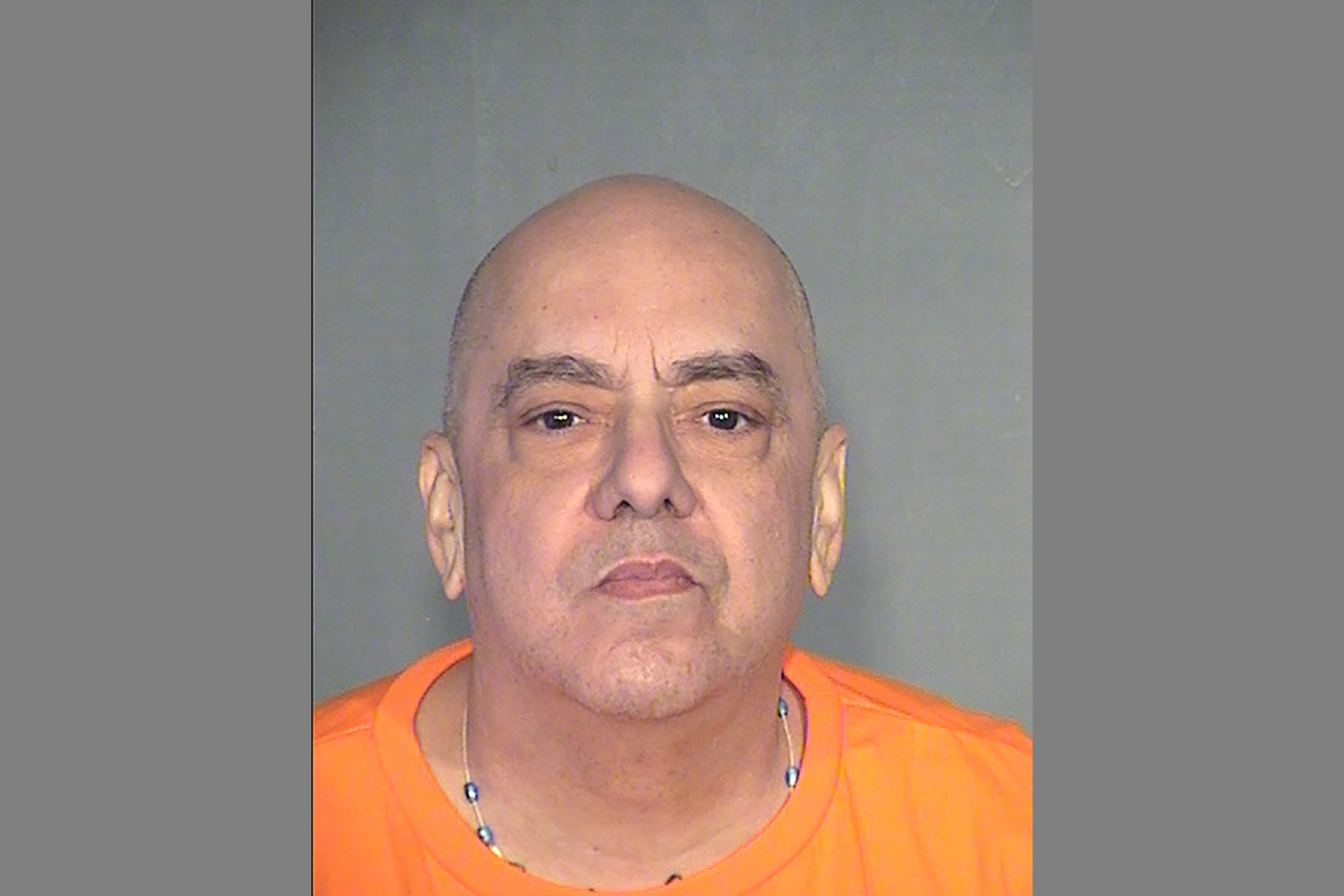 This undated mugshot released by the Arizona Department of Corrections shows Frank Roque. Roque who was convicted of first-degree murder in the Sept. 15, 2001 shooting of Balbir Singh Sodhi, a Sikh Indian immigrant in the aftermath of the 9/11 terror attacks. The victim's brother Rana Singh Sodhi called Roque in prison three years ago to forgive him for killing his older brother. (Arizona Department of Corrections via AP)