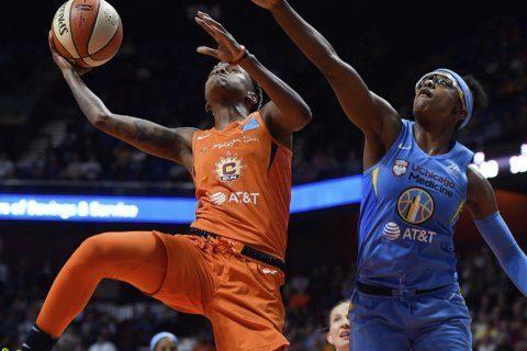 WNBA postseason gets underway with pair of first-round games