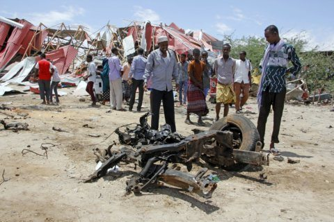 Extremists launch 2 attacks on military targets in Somalia