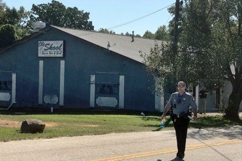 The Latest: Deputies say SC shooting leaves 2 dead, 8 hurt